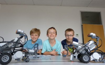 Privat: Robotik Week in Sinsheim