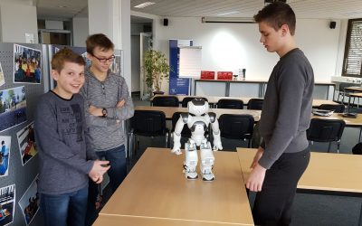 Privat: Entdeckerkurs Robotik mit Nao