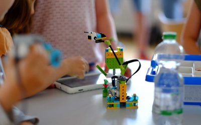 Advanced-Kurs Robotik mit LEGO Education WeDo 2.0