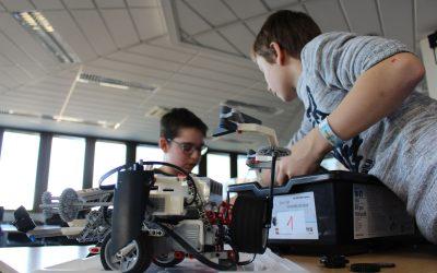 Basiskurs Robotik mit LEGO Education Mindstorms EV3