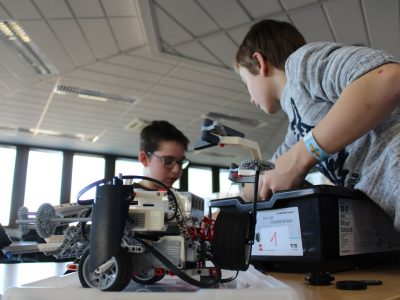 Basiskurs Robotik mit LEGO Education Mindstorms EV3