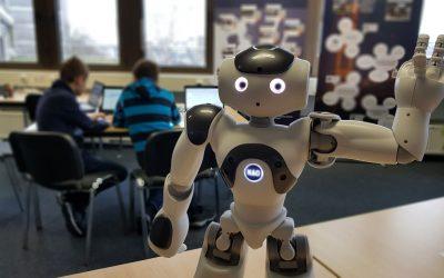 Privat: Basiskurs Programmierung des humanoiden Roboters NAO