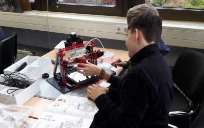 Privat: Basiskurs 3D-Druck mit Fischertechnik