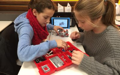 Entdeckerkurs LEGO Education Mindstorms EV3