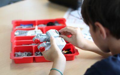 LEGO Education Camp 2.0 mit Übernachtung