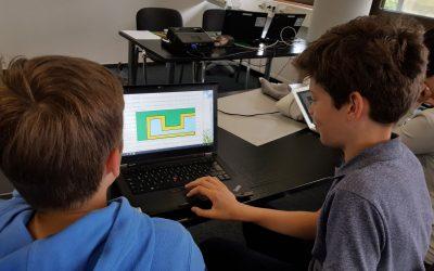 Coding- und Computer-Science-Camp mit Übernachtung
