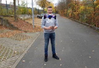 3D-Druck und Drohnenbaucamp mit Drucker zum Mitnehmen mit Übernachtung